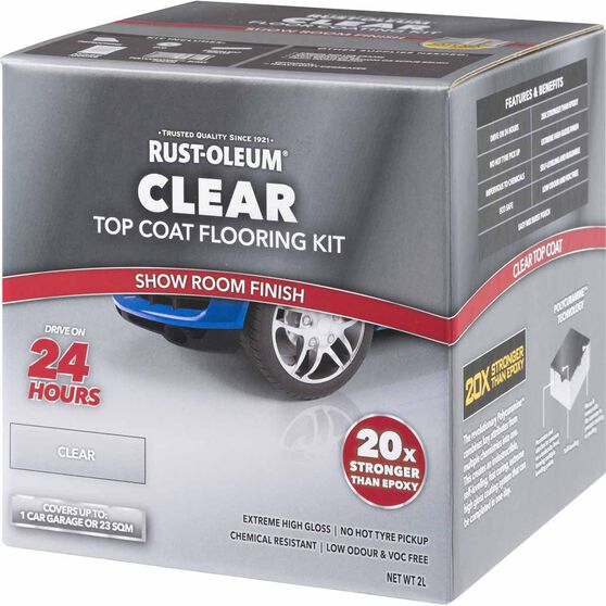 Rustoleum Clear Top Coat, , scaau_hi-res