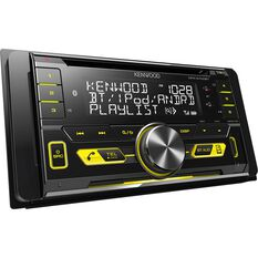Kenwood Double Din CD / Digital Media Player with Bluetooth - DPX-5100BT, , scaau_hi-res