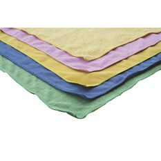 SCA Microfibre Assorted Cloths - 10 Pack, , scaau_hi-res