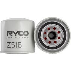 Ryco Oil Filter - Z516, , scaau_hi-res