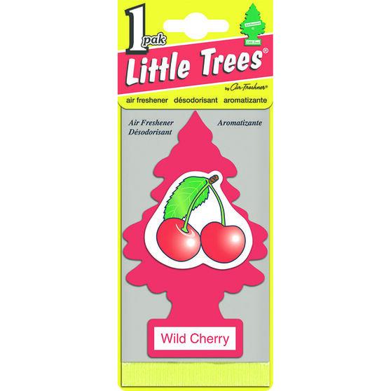 Little Trees Air Freshener - Wild Cherry, 1 Pack, , scaau_hi-res