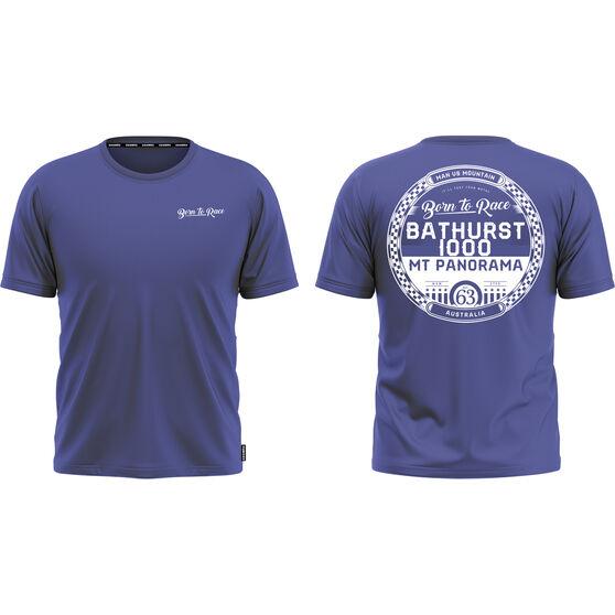 Born To Race Men's T-Shirt, , scaau_hi-res