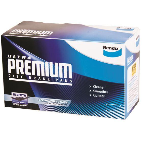 Bendix Ultra Premium Disc Brake Pads - DB1473UP, , scaau_hi-res