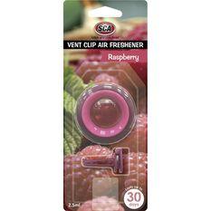 SCA Vent Air Freshener - Raspberry, 2.5mL, , scaau_hi-res