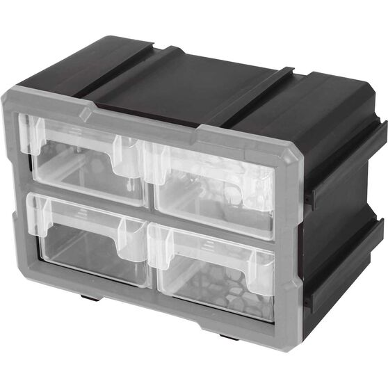 ToolPRO Connectable Organiser 4 Drawer, , scaau_hi-res