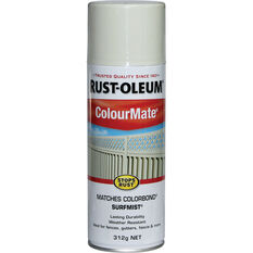 Rust-Oleum Aerosol Paint - Colourmate, Surfmist 312g, , scaau_hi-res