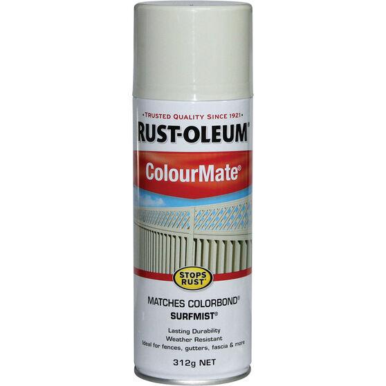 Rust-Oleum Aerosol Paint - Colourmate, Surfmist 312g, , scaau_hi-res