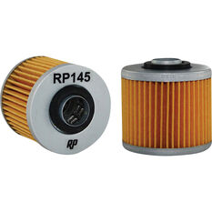 Race Performance Motorcycle Oil Filter RP145, , scaau_hi-res
