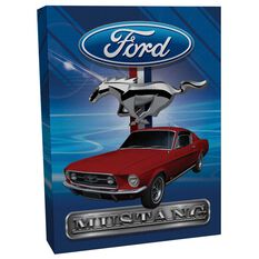 Canvas Print - Ford Mustang, , scaau_hi-res