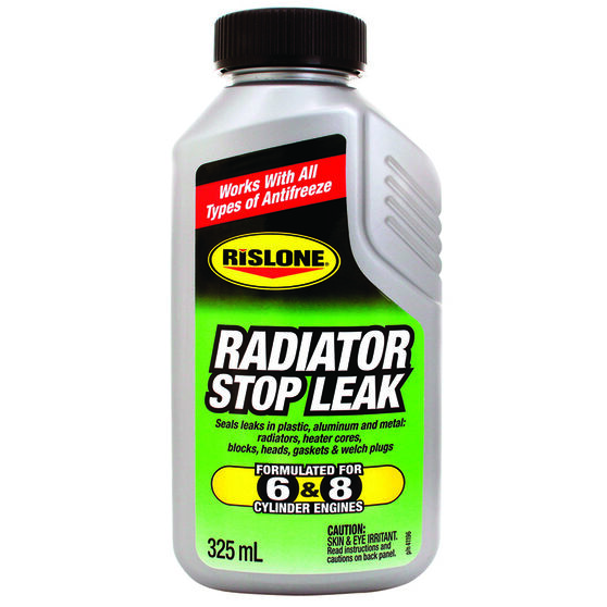 Rislone Radiator Stop Leak and Conditioner - 325mL, , scaau_hi-res