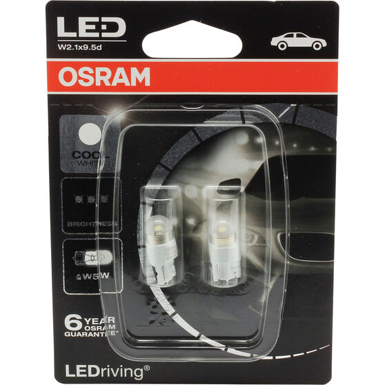 Osram Interior Globe LED - 12V, 1W, , scaau_hi-res