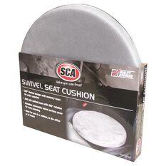 Swivel Seat Cushion - Grey, Single, , scaau_hi-res