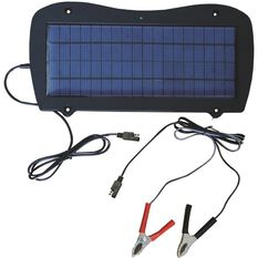 Solar Maintenance Charger - 4 Watt, , scaau_hi-res