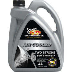 Air Cooled Two Stroke Oil - 4 Litre, , scaau_hi-res