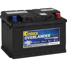 Century Overlander 4x4 Battery DIN65LHHD MF, , scaau_hi-res