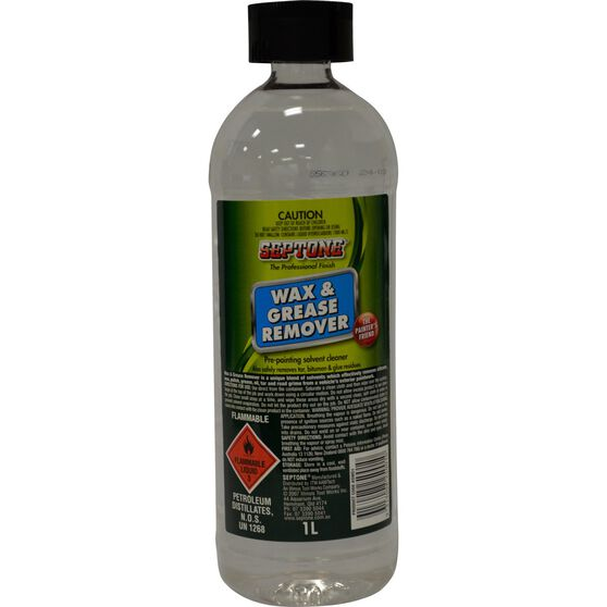 Septone Wax and Grease Remover - 1 Litre, , scaau_hi-res