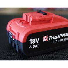 ToolPRO 4.0Ah Battery 18V 4Ah, , scaau_hi-res