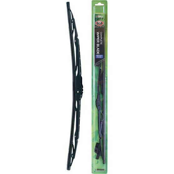 SCA Wiper Blade, Complete - 480mm, Single, , scaau_hi-res