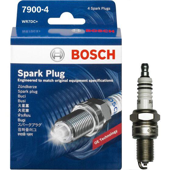 Bosch Spark Plug 7900-4 4 Pack, , scaau_hi-res