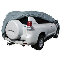 4WD Cover - Gold Protection, Waterproof, Suits Large/Extra Large 4WDs, , scaau_hi-res