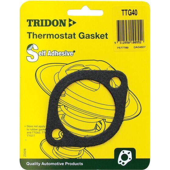 Tridon Thermostat Gasket - TTG40, , scaau_hi-res