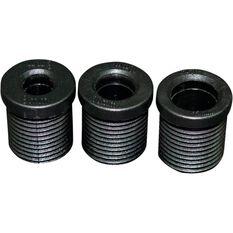 Gear Knob - Aluminium, Black, , scaau_hi-res