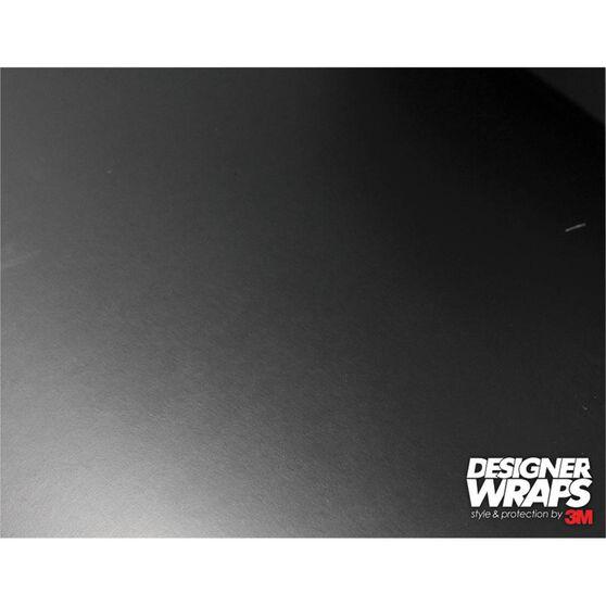 3M Vinyl Wrap - Matte Black, Panel Pack, 1.52 x 1.80m, , scaau_hi-res