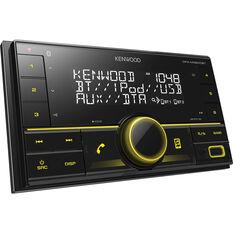 Kenwood DPX-M3200BT Double DIN Head Unit, , scaau_hi-res