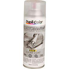 Dupli-Color Aerosol Paint Custom Wrap Gloss Clearcoat 311g, , scaau_hi-res