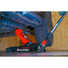 ToolPRO Low Profile Garage Jack 3000kg, , scaau_hi-res