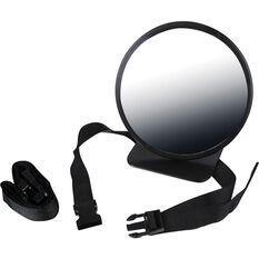 Little Car Baby View Mirror - Black, , scaau_hi-res