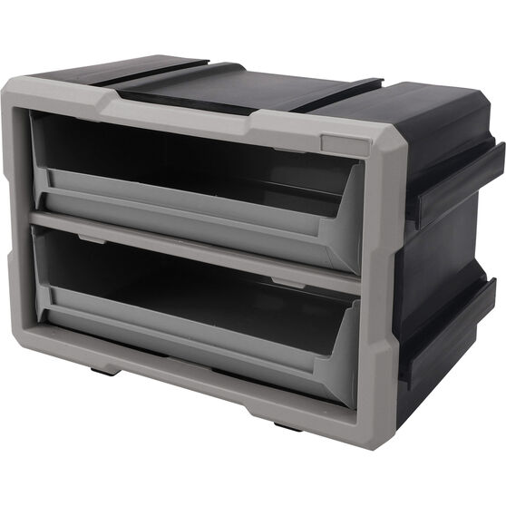 ToolPRO Connectable Organiser 2 Tray, , scaau_hi-res