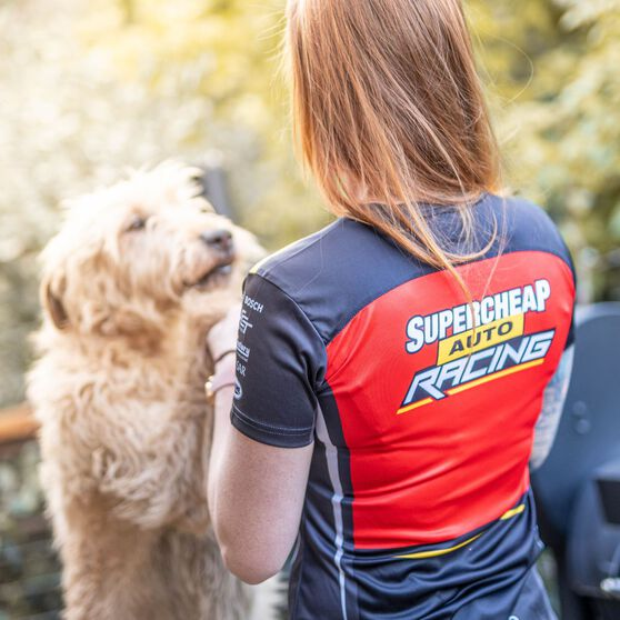 Supercheap Auto Racing 2019 Women's Team T-Shirt, , scaau_hi-res