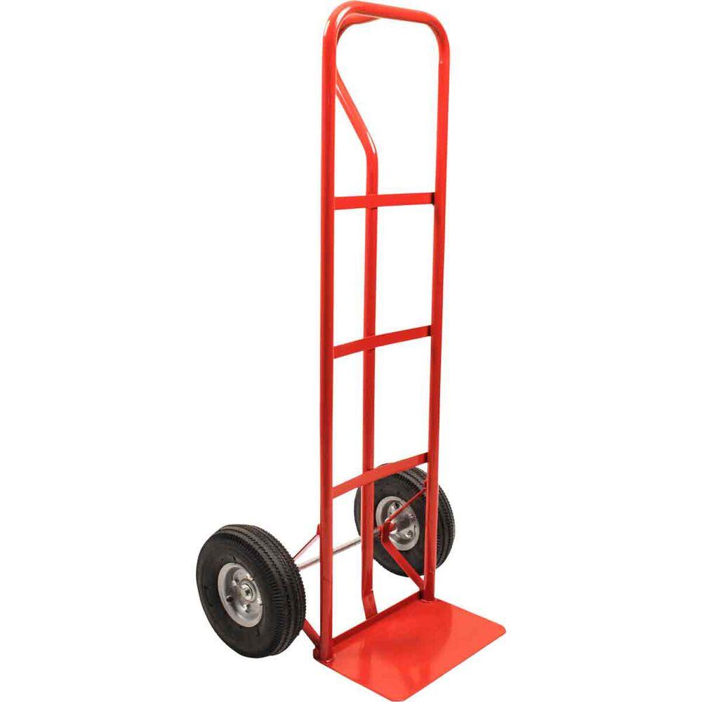 Hand trolley pneumatic wheels kg supercheap auto