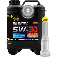 Penrite Full Synthetic Engine Oil 5W-30 10 Litre, , scaau_hi-res