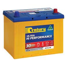 Century Ultra Hi Performance 4WD Battery NS70LX MF, , scaau_hi-res