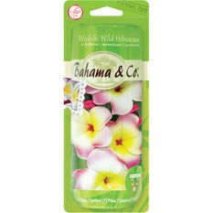 Bahama & Co Air Freshener - Flower Necklace, Wild Hibiscus, , scaau_hi-res