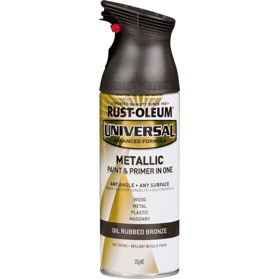 Rust-Oleum Aerosol Paint Universal -  Oil Rubbed Bronze, 312g, , scaau_hi-res
