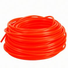 Tuff Cut Trimmer Line - Orange, 2.4mm X 12m, , scaau_hi-res