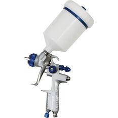 Blackridge Gravity Feed Spray Gun LVMP Pro - 600mL, , scaau_hi-res