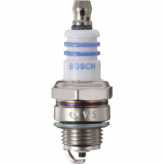 Bosch Spark Plug Single WS7F, , scaau_hi-res