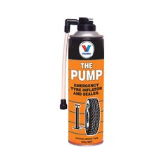 Valvoline The Pump Tyre Sealant - 350g, , scaau_hi-res