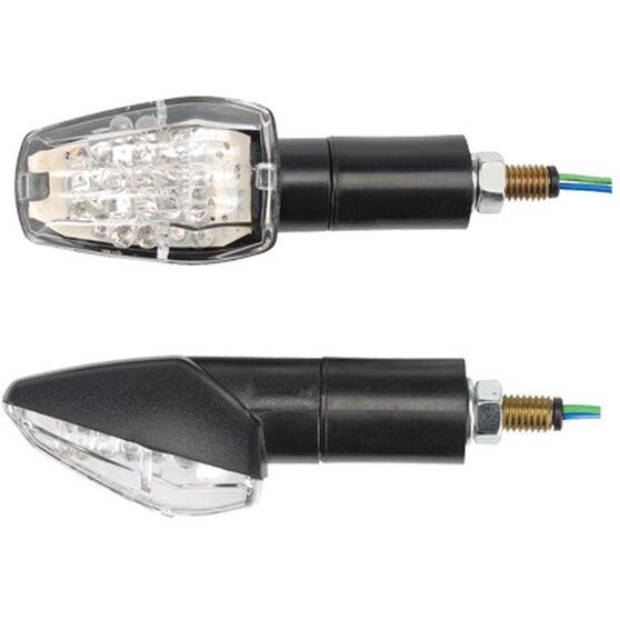 Motorcycle Indicators - LED, 2 Pack, , scaau_hi-res