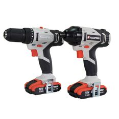 ToolPRO Drill and Impact Driver Kit - 18V, , scaau_hi-res