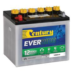 Century EverRide Mower Battery 12N24-4, , scaau_hi-res