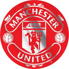 Sticker - Manchester United 2, Holographic, , scaau_hi-res
