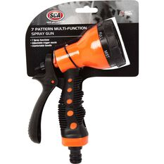 SCA Garden Hose Multi Function Trigger - 7 Spray Functions, , scaau_hi-res