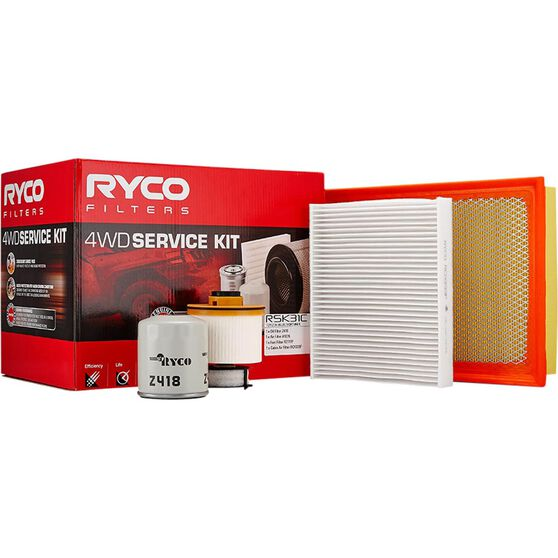Ryco Filter Service Kit RSK31C, , scaau_hi-res