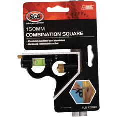 SCA Combination Square - 150mm, , scaau_hi-res