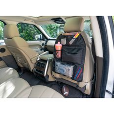 Cabin Crew Organiser Backseat Black, , scaau_hi-res